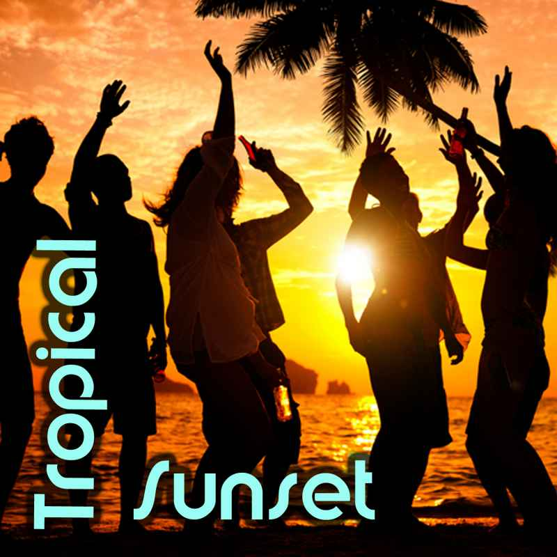 Cover of Tropical Sunset 1